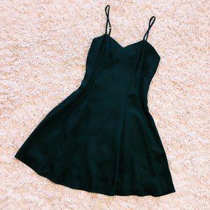 Vintage Dresses - Vintage Chauncey St. Sweetheart Little Black Dress
